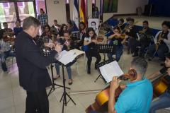 Orquesta municipal Rubén  Darío